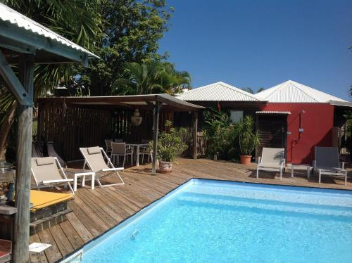 Holiday home Bungalow LE BAOBAB - 4, Sainte-Anne