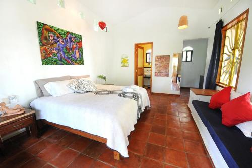 Hotel Villa Mozart y Macondo Photo