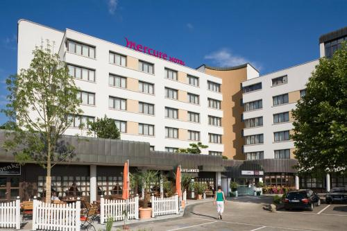 Mercure Hotel am Messeplatz Offenburg, Оффенбург