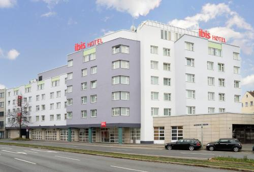 Гостиница «ibis Nurnberg City am Plarrer», Нюрнберг