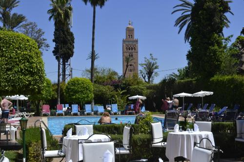 Chems Hotel - marrakech -