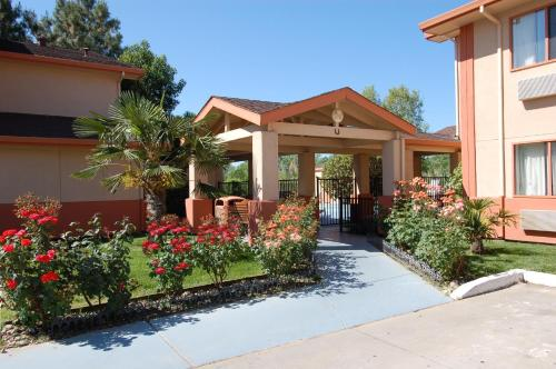 Best Western Antelope Inn - Red Bluff, CA 96080