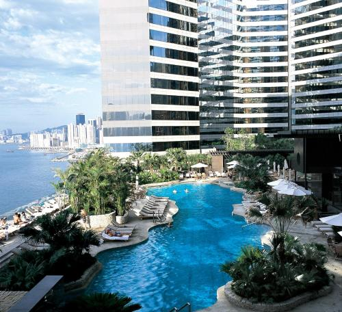 Renaissance Hong Kong Harbour View Hotel, A Marriott Luxury & Lifestyle Hotel photo 31