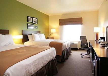 Sleep Inn and Suites Round Rock - Austin North Photo