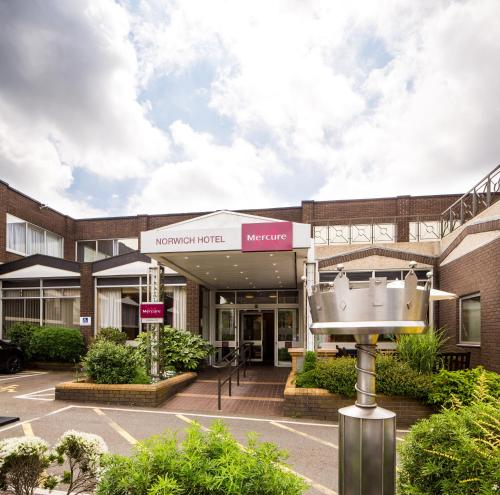 Mercure norwich hotel norwich united kingdom overview for Hotels in norwich with swimming pools