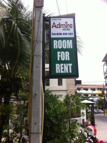 Admire House - pattaya -