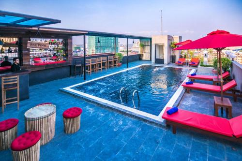 Diamond Palace Resort & Sky Bar, Phnom Penh