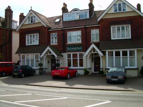 Cranleigh Hotel in Reigate from £95