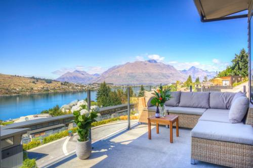 Diamond View Retreat, Queenstown
