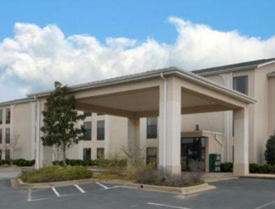 Howard Johnson Express Inn Spartanburg - Expo Center Photo