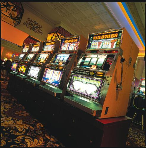 Belterra casino location