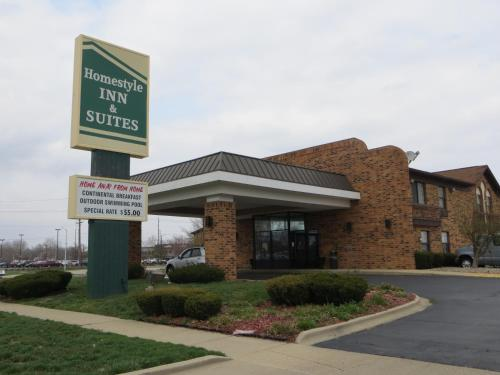 Homestyle Inn and Suites Springfield