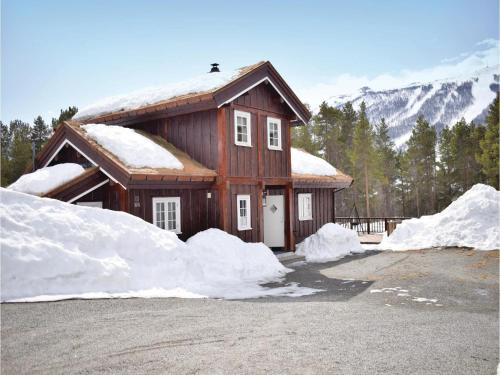 Three-Bedroom Holiday Home in Hovet, Hovet