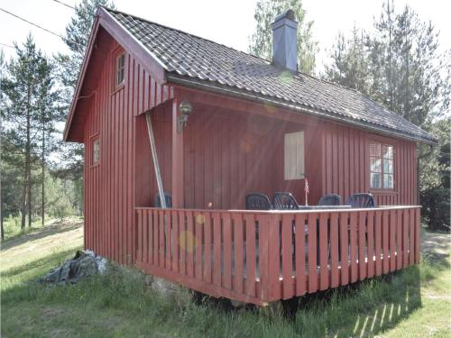 One-Bedroom Holiday Home in Sannidal, Sannidal