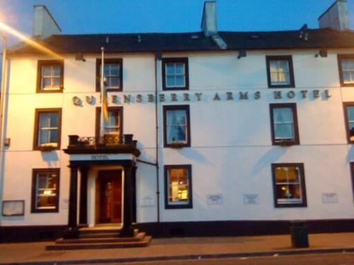 Photo of Queensberry Arms Hotel Hotel Bed and Breakfast Accommodation in Annan Dumfries and Galloway
