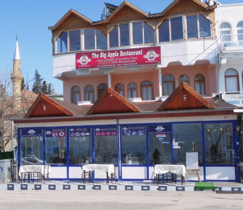 Egirdir Big Apple Pension rezervasyon