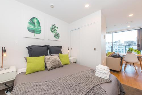 Brand New Queen St Apartment, Free Wifi, TV, Auckland