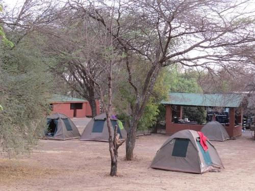 Snake Park Camping Site, Arusha
