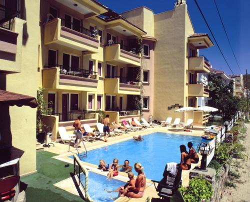 Marmaris Golden Moon Apart odalar