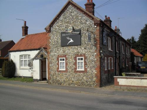 Photo of The White Hart Hotel Bed and Breakfast Accommodation in Foulden Norfolk