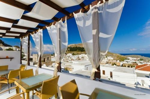 Xenones Lindos - near Police station Greece