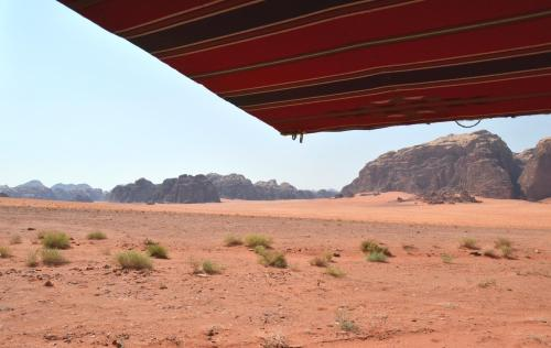 Wadi Rum Protected Area Camp, Вади-Рам