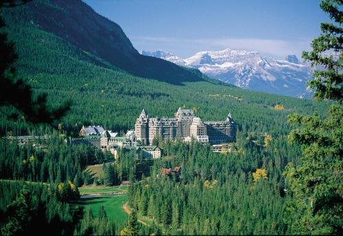 Fairmont Banff Springs Photo