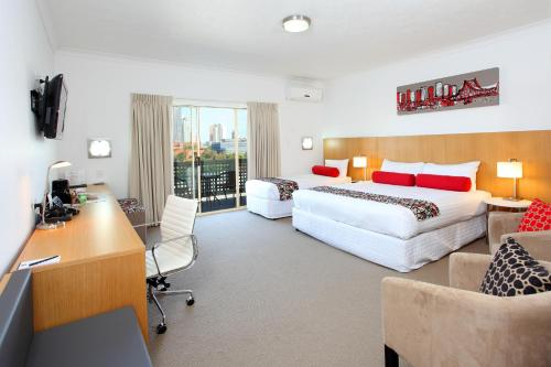 Best Western Plus Gregory Terrace photo 7