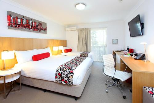 Best Western Plus Gregory Terrace photo 11