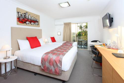 Best Western Plus Gregory Terrace photo 22