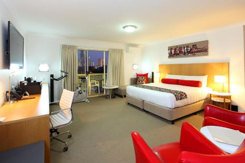 Best Western Plus Gregory Terrace photo 29