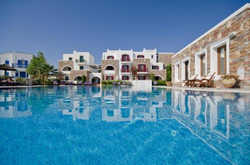 Naxos Resort Beach Hotel - naxos -