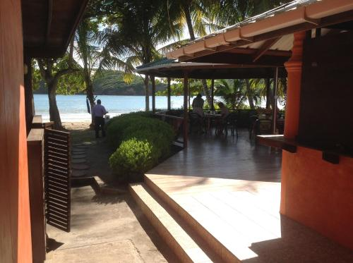 La Sagesse Hotel, Restaurant and Beach Bar, Content