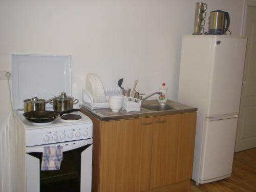 Budget Apartments - Studio Apartment mit 4 Betten - Objektnummer: 510084