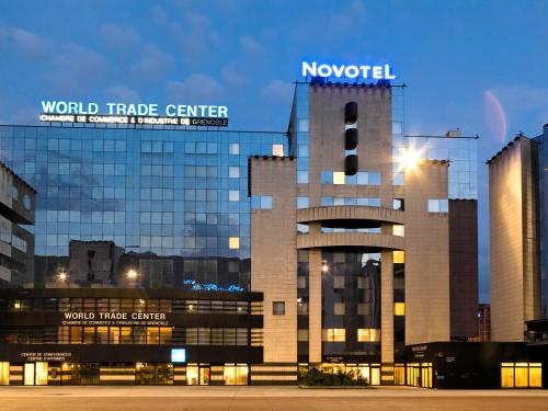 Novotel Grenoble Centre