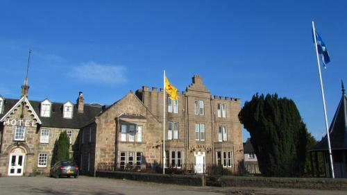 Huntly Arms Hotel, green hotel in Aboyne, United Kingdom
