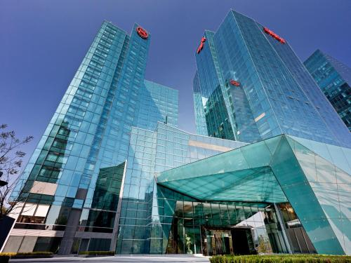 Sheraton Grand Beijing Dongcheng Hotel photo 12