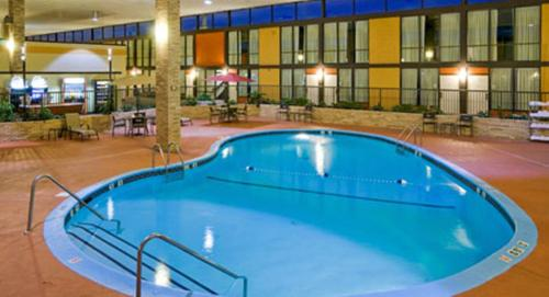 Wyndham garden oklahoma city airport oklahoma city ok united states overview for Wyndham garden oklahoma city airport