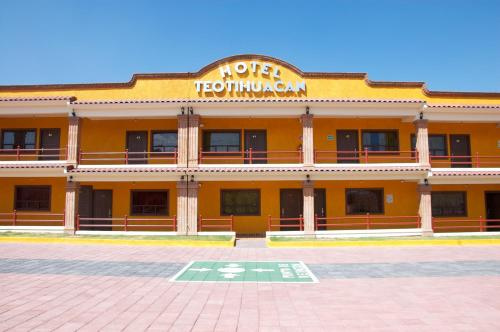 Hotel Teotihuacan Photo