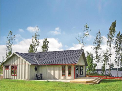 Four-Bedroom Holiday home Vittaryd with Sea View 08, Kvänarp