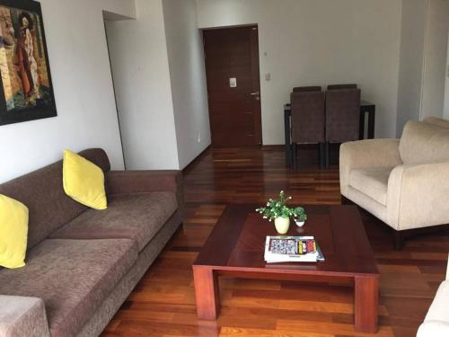 Nice and cozy apartment - Great view - Miraflores, Лима