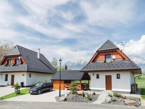 Two-Bedroom Holiday Home in Stara Lesna, Stará Lesná