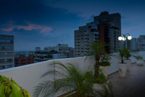 Hotel Trianon Paulista Photo