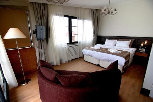 Istanbul Ajna Suite Taksim (Formerly Panoramic Terrace's Luxury Suites) harita