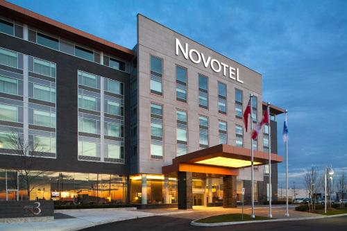 Novotel Toronto Vaughan Centre Hotel - Vaughan, ON L4K 0B9