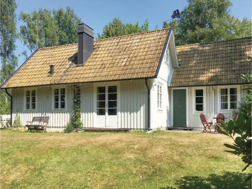 Three-Bedroom Holiday home Vittsjö with a Fireplace 08, Ubbalt