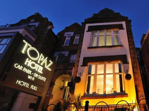 Photo of The Topaz Central Bournemouth Hotel Bed and Breakfast Accommodation in Bournemouth Dorset