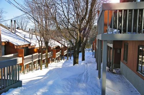 Chalets Mont-Sainte-Anne Photo