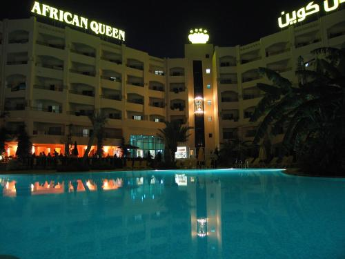 African Queen Hammamet Photo