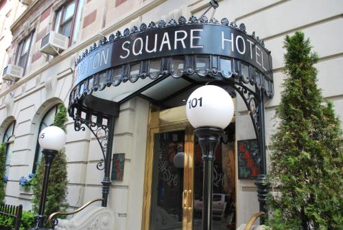 Washington Square Hotel Photo